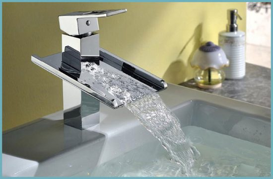 необычные смесители для ванной
