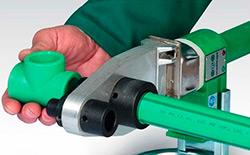 Монтаж водопровода из пластиковых труб