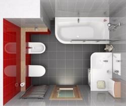 Особенности и порядок перепланировки ванной комнаты и санузла в 2019 году