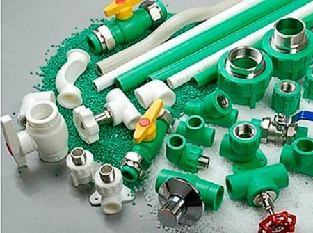 конструкция пластиковых труб и фитингов