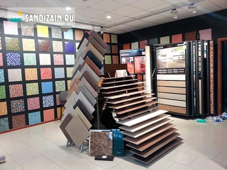 Магазины керамической плитки: огромный выбор