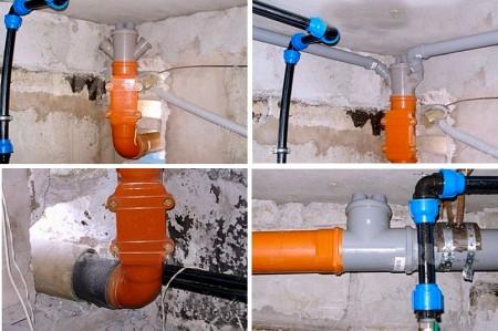 Вентиляция для канализации