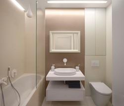 Дизайн интерьера совмещенного санузла