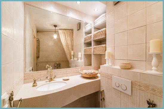 освещение совмещенной ванной комнаты