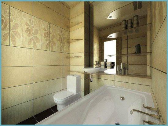 интерьер ванной 5 кв м
