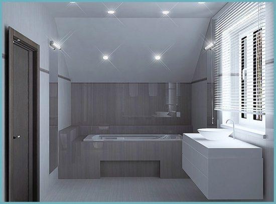 стили для ванной комнаты 5 кв м