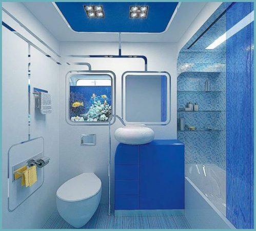 источники света в ванной комнате