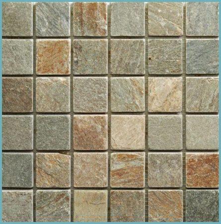 мозаика из камня для ванной