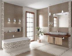 ванная в современном стиле