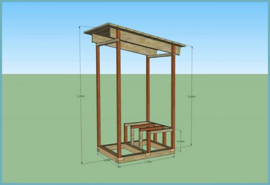 как сделать конструкцию туалета надежной