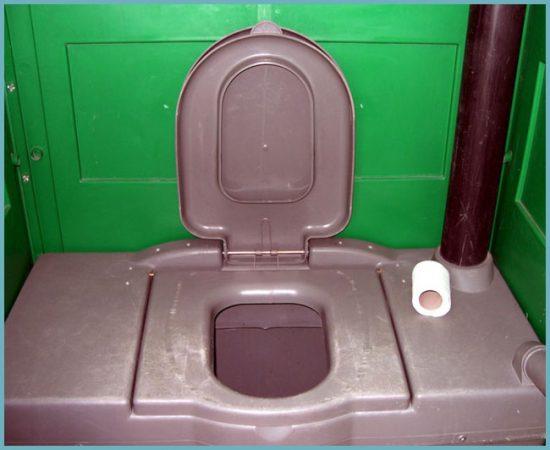 какой туалет построить на даче