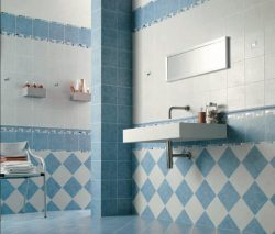 Выбор кафельной плитки для ванной