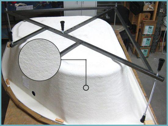 акриловое покрытие на ванных