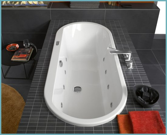 чистка гидромассажной ванны