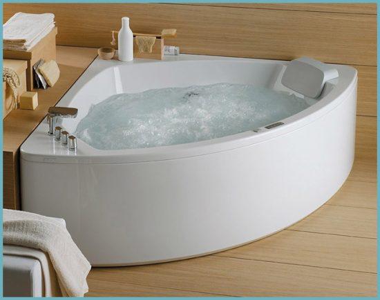 регулярность чистки акриловой ванны