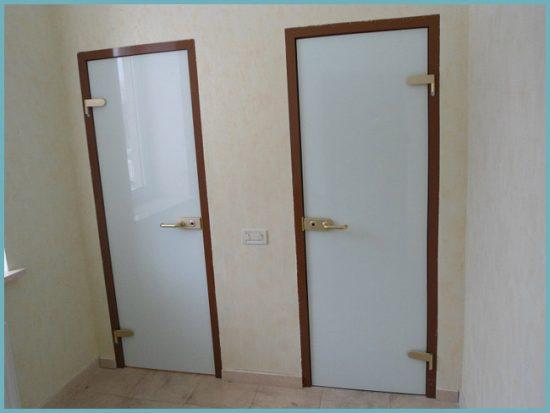 пластиковые двери для санузла