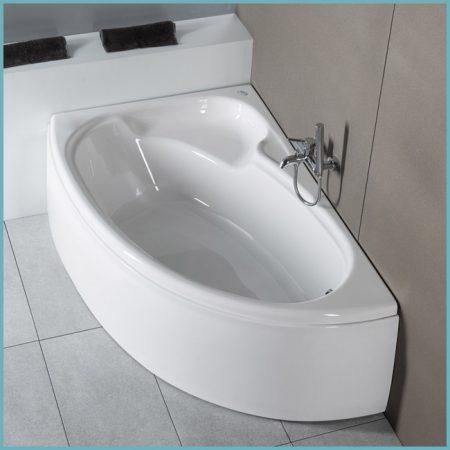 форма экрана для ванны