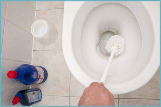 как чистить санфаянс