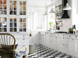 подбираем плитку для кухни