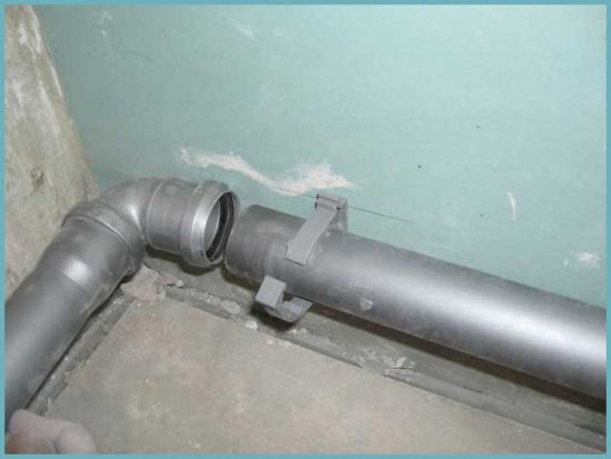 как удлиннить водопровод на кухне