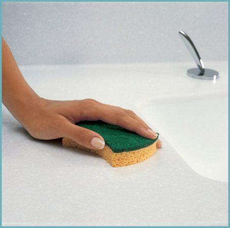 как чистить мойку