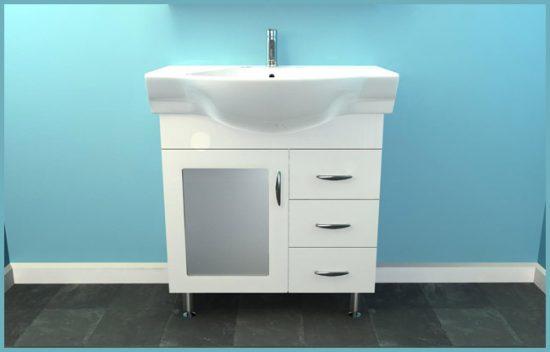 недостатки пластиковой мебели для ванной