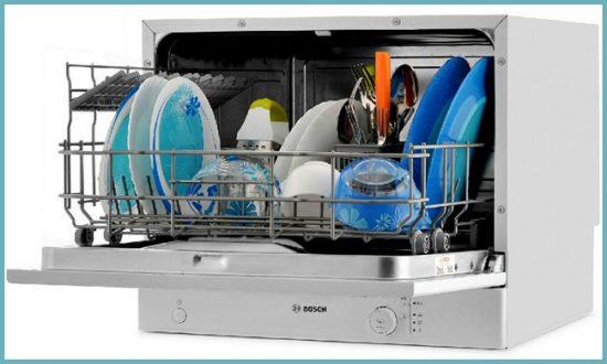 Выбираем маленькую, компактную посудомоечную машину под раковину или мойку на кухне