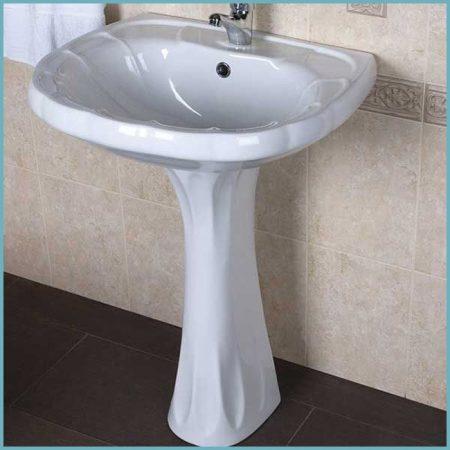 модели раковин для ванных