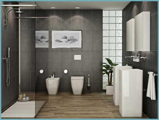 цветовое решение для ванной