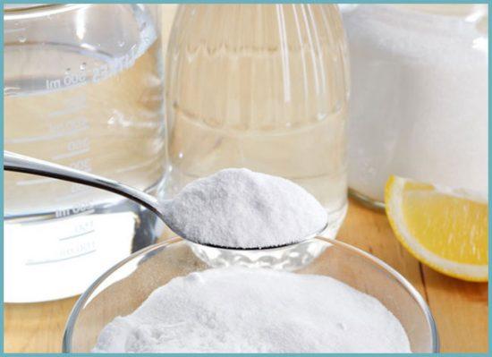 чистка канализации содой
