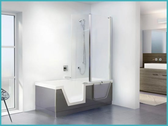 виды комбинированных ванн