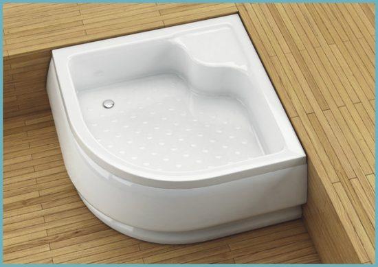 как выбрать поддон для ванной
