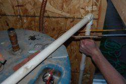 как разморозить водопровод
