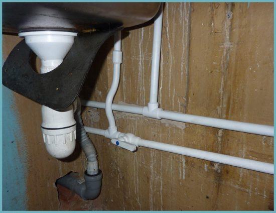 с чего начинать разморозку водопровода