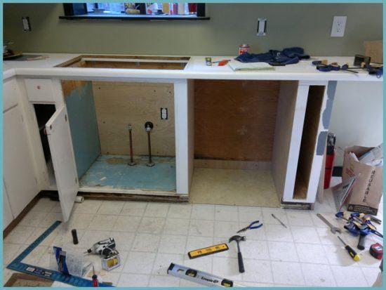 как подготовиться к подключению посудомоечной машины