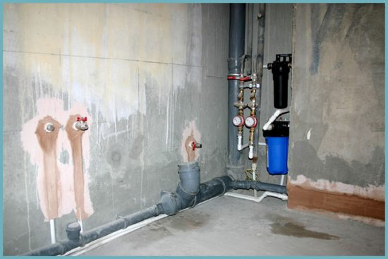 как монтировать канализационный стояк