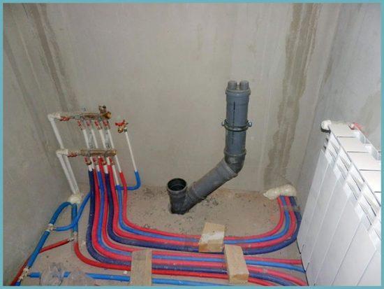 Установить канализационный аэратор своими руками