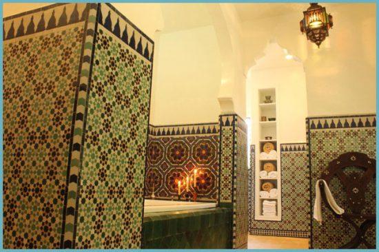 арки в интерьере ванной