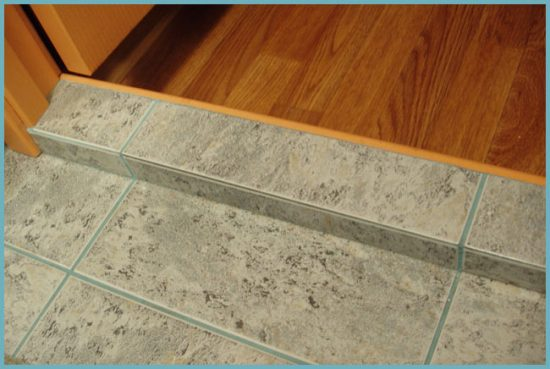 бетонный порог