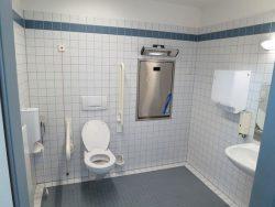 Оборудование ванной и туалета для инвалидов
