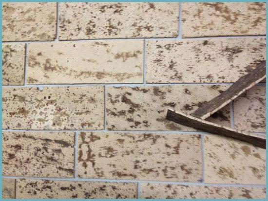 применение пробкового покрытия