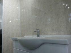 Панели ПВХ в ванной и туалете