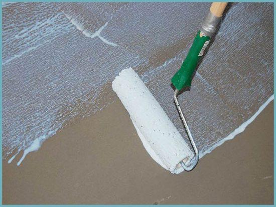как сделать ванну из бетона