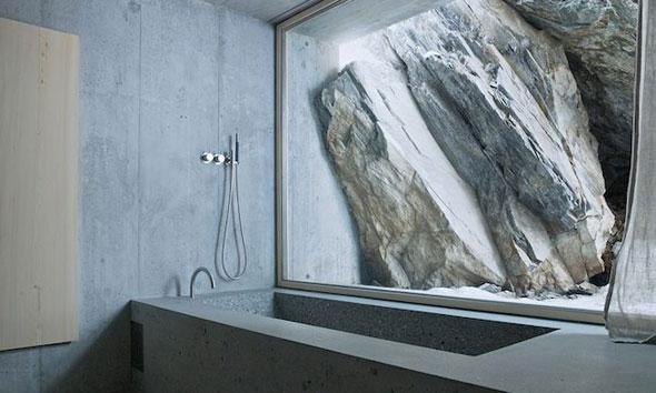 Ванна из бетона своими руками