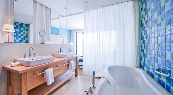 ванная в морском стиле