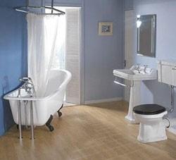 ванная в английском стиле