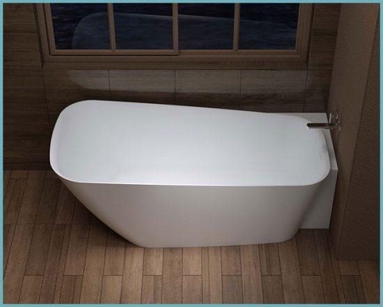 виды ванн из искусственного камня