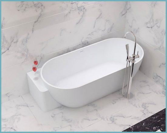 уход за ванной из искусственного камня