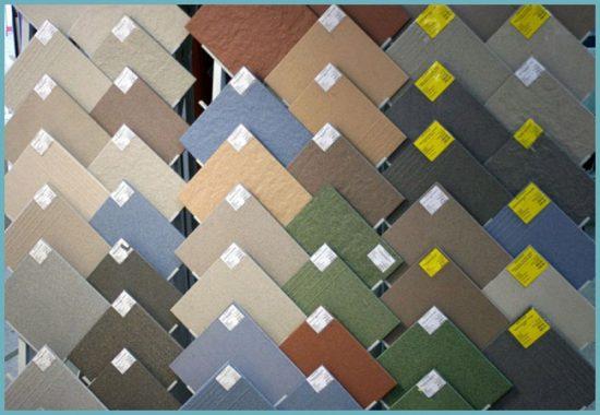 цвета керамической плитки