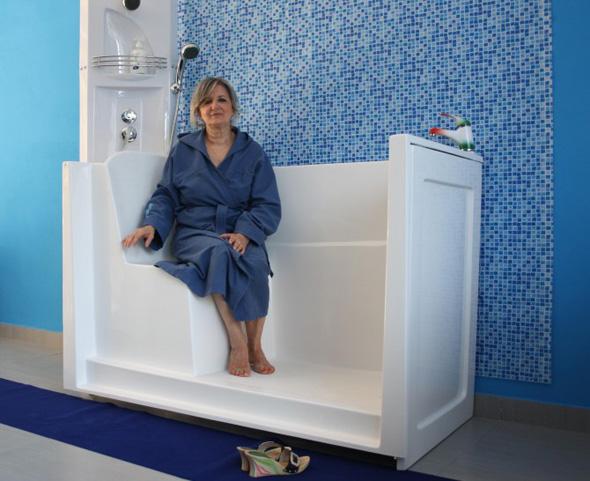 Сидячие ванны